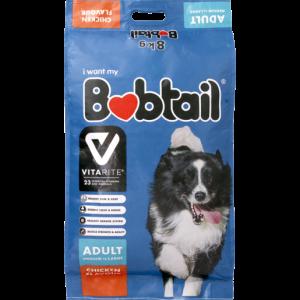 Bobtail Chicken Flavoured Medium/Large Dog Food 8kg