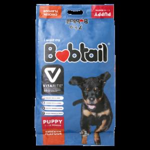 Bobtail Chicken Flavoured Puppy Food 7kg