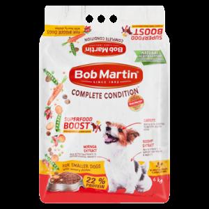 Bob Martin Savoury Chicken Flavoured Dog Food For Smaller Dogs 6kg
