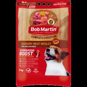 Bob Martin Savoury Meat Medley Small Adult Dog Food 6kg