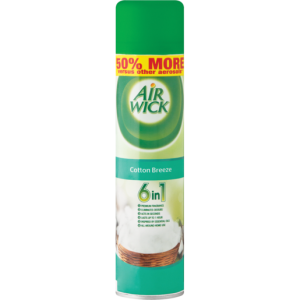 Airwick Cotton Breeze Air Freshener Can 280ml