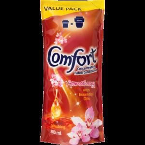 Comfort Aromatherapy Refreshing Fabric Softener 800ml