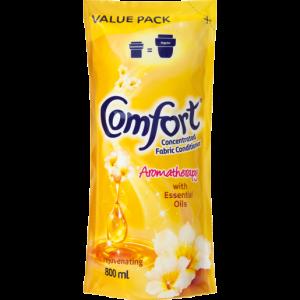 Comfort Aromatherapy Rejuvenating Fabric Softener 800ml