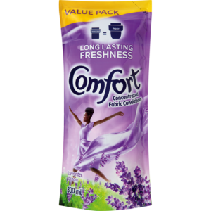 Comfort Lavender Bloom Fabric Softener 800ml