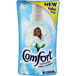Comfort Pure Fabric Softener Pouch 800ml