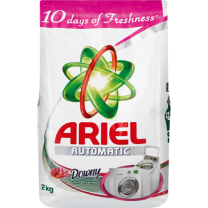 Ariel Auto Downy Washing Powder Bag 2kg