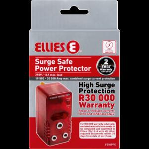 Ellies Surge Safe Power Protecter Plug