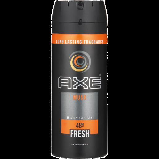 Axe Musk Body Spray Deodorant 150ml