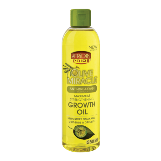 African Pride Olive Miracles Hair Growth Oil 250ml