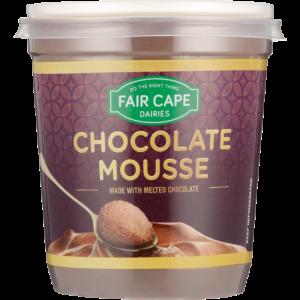 Fair Cape Chocolate Mousse Dessert 1L