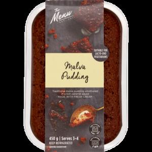 The Menu Malva Pudding Bake 450g