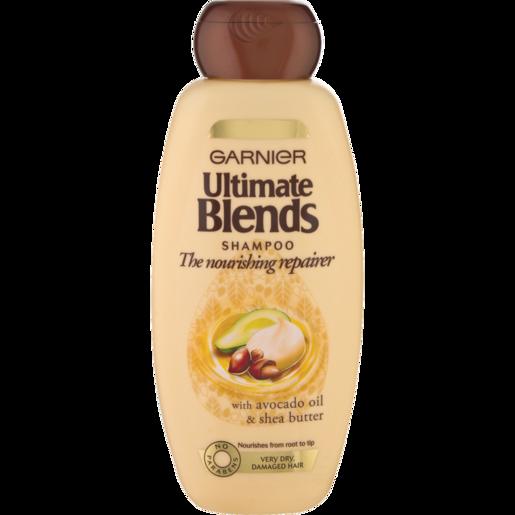Garnier Ultimate Blends The Nourishing Repairer With Avocado Oil & Shea Butter Shampoo 400ml