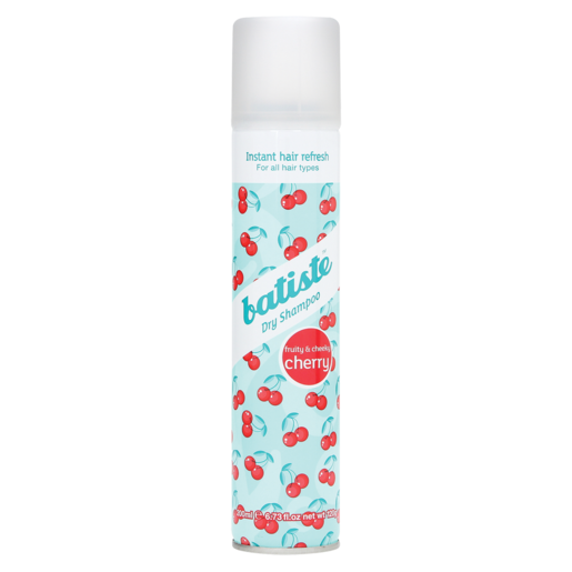 Batiste Cherry Dry Shampoo 200ml