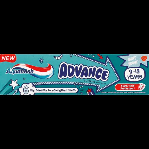 Aquafresh Adavance Kids Toothpaste 75ml