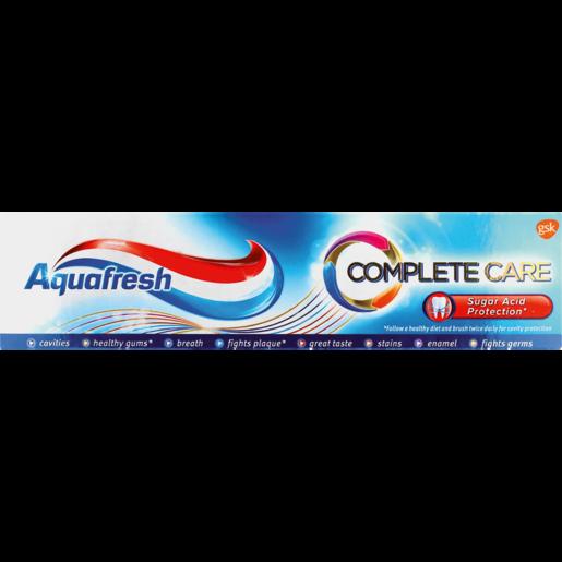 Aquafresh Complete Care Toothpaste 75ml