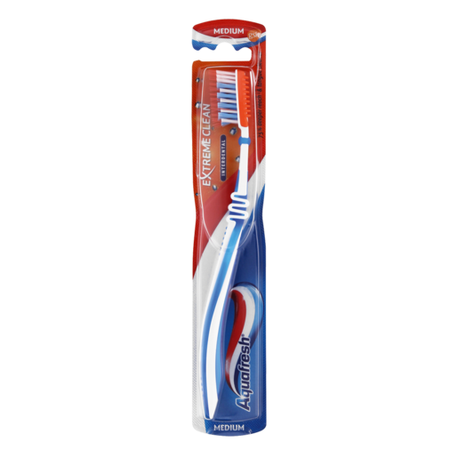 Aquafresh Extreme Clean Toothbrush