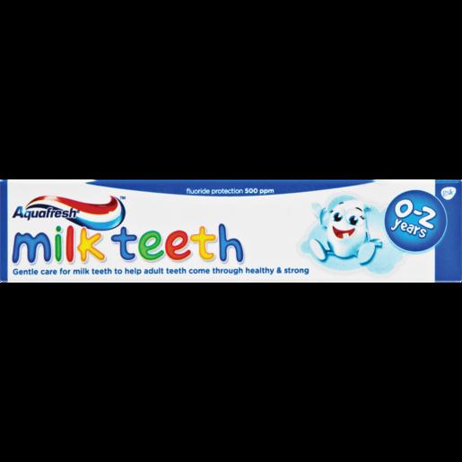 Aquafresh Milk Teeth Toothpaste 50ml