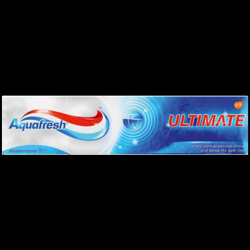 Aquafresh Ultimate Toothpaste 75ml