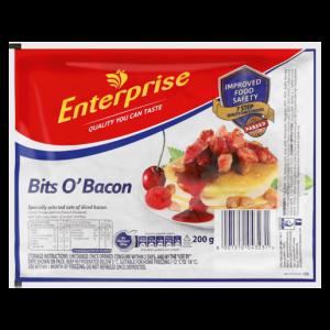 Enterprise Bits O' Bacon Pack 200g