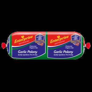 Enterprise Garlic Polony 500g