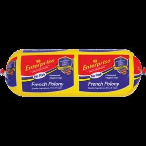 Enterprise No Pork French Polony 1 kg