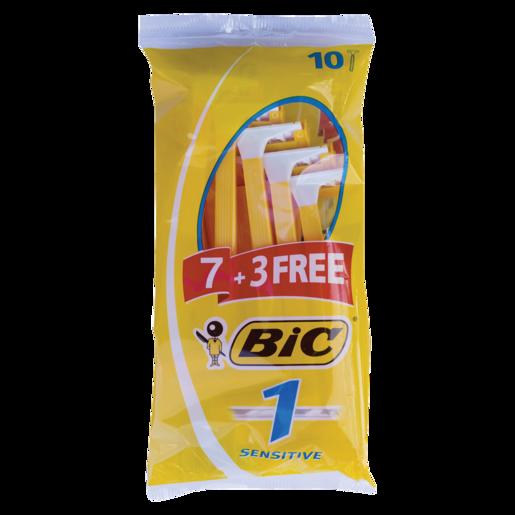 Bic Sensitive Razor 10 Pack