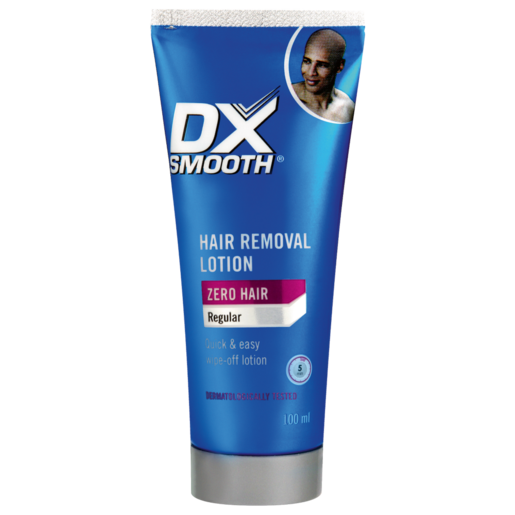 DX Smooth Regular Hair Removal Lotion 100ml