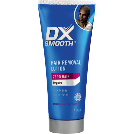 DX Smooth Zero Hair Regular Hair Removal Lotion 200ml