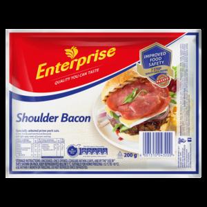 Enterprise Shoulder Bacon 200g