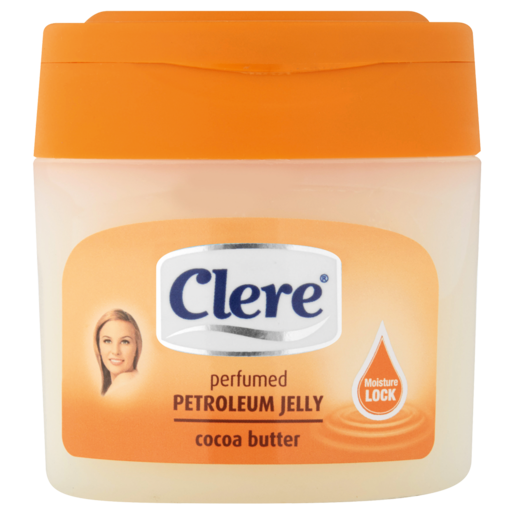 Clere Cocoa Butter Perfumed Petroleum Jelly 250ml