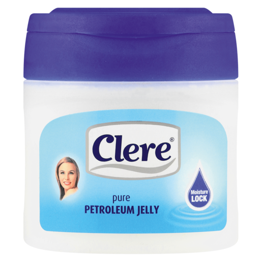 Clere Pure Clear Petroleum Jelly 250ml