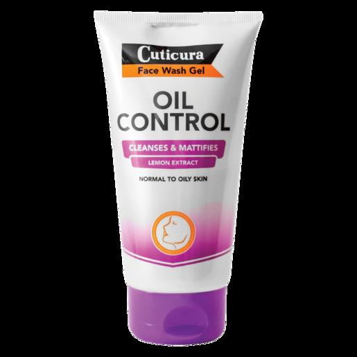 Cuticura Oil Control Face Gel 150ml
