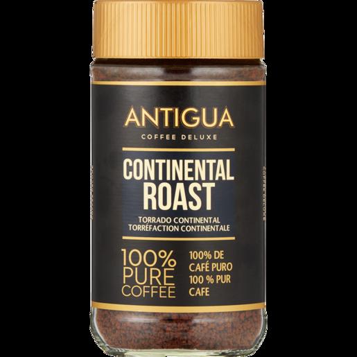 Antigua Continental Roast Instant Coffee Jar 200g