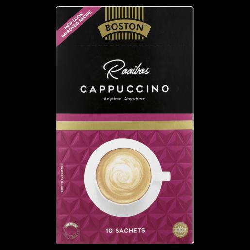 Boston Rooibos Cappuccino Sachets 10 x 12.5g