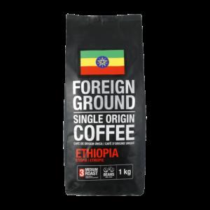 Foreign Ground Ethiopia Coffee Beans 1kg
