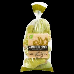 Abate Fetel Pears 1.5kg