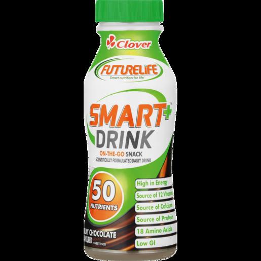 Clover Futurelife Smart Drink Chocolate Flavoured Milk 250ml