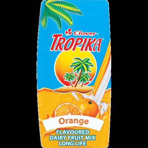 Clover Tropika Long Life Orange Dairy Blend 200ml