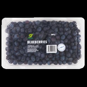 Blueberries Pack 600g