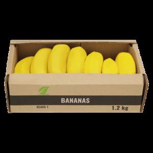 Bulk Banana Pack 1.2kg