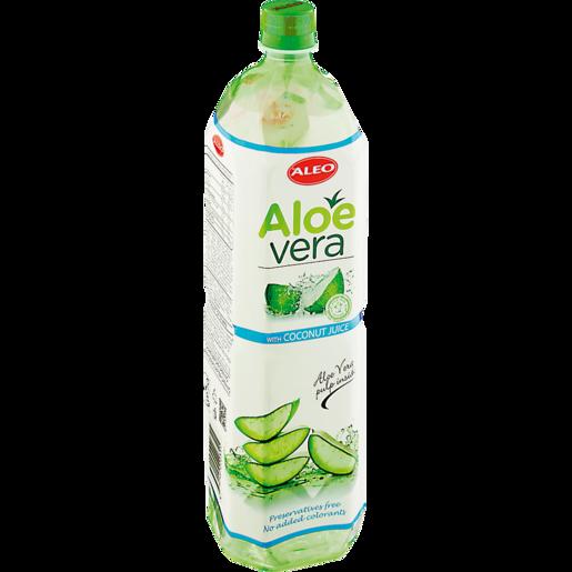 Aleo Aloe & Coconut Flavoured Water 1.5L