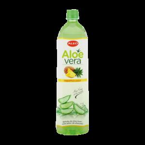 Aleo Aloe Vera Pineapple Flavoured Water 1.5L