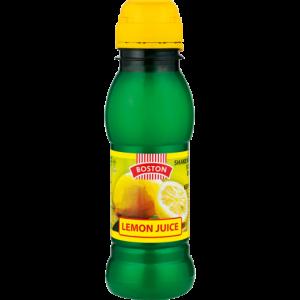 Boston Lemon Juice 250ml
