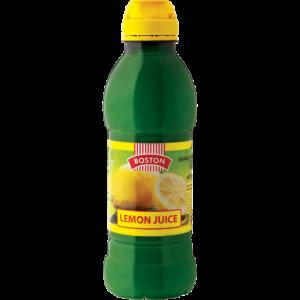 Boston Lemon Juice 500ml