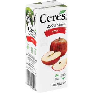 Ceres 100% Apple Juice 200ml