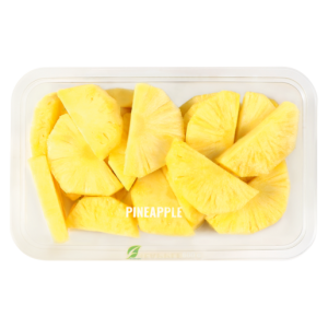 Cut Pineapple Slices Pack 600g