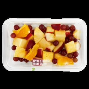 Fresh Cut Apple & Orange Fruit Salad Pack 320g