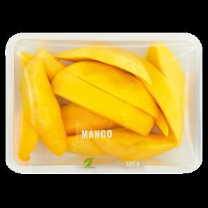 Fresh Cut Mango Slices Pack 320g