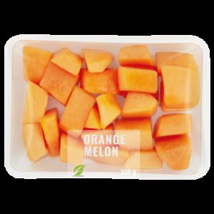 Fresh Cut Orange Melon Pack 320g