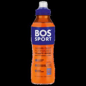 Bos Sport Mandarin Orange Flavoured Sports Drink 500ml